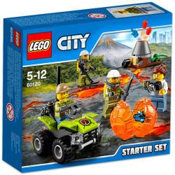 LEGO City - Vulkán kezdőkészlet (60120)