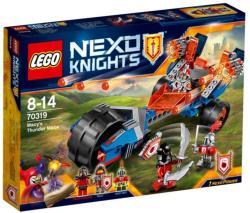 LEGO Nexo Knights - Macy mennydörgő járgánya (70319)