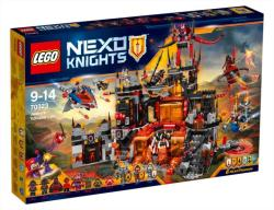 LEGO Nexo Knights - Jestro vulkáni búvóhelye (70323)