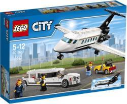 LEGO City - VIP magánrepülőgép (60102)