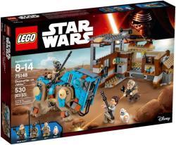 LEGO Star Wars - Összecsapás a Jakku bolygón (75148)