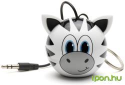 KitSound Mini Buddy Zebra KSNMBZBR