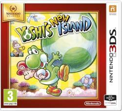 Nintendo Yoshi's New Island [Nintendo Selects] (3DS)