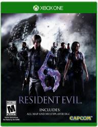 Capcom Resident Evil 6 (Xbox One)