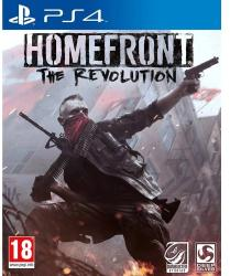 Deep Silver Homefront The Revolution [First Edition] (PS4)
