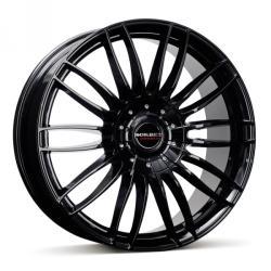 Borbet CW3 black glossy 5/112 21x9 ET45