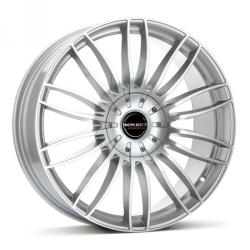 Borbet CW3 sterling silver 5/120 21x10.5 ET35