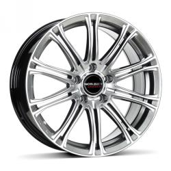 Borbet CW1 hyper silver CB56.6 4/100 17x7 ET38