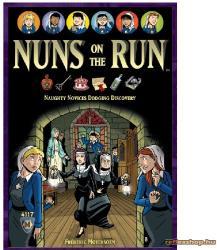 Mayfair Games Nuns on the Run - angol nyelvű