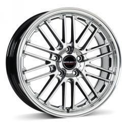 Borbet CW2 hyper rim polished 4/108 17x7 ET20