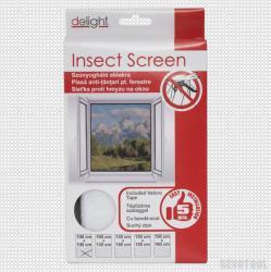 Delight Szúnyogháló ablakra, 100x100cm (11600)