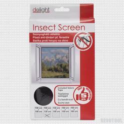 Delight Szúnyogháló ablakra, 100x130cm (11601)
