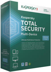Kaspersky Total Security 2016 Multi-Device (1 Device/1 Year) KL1919OCAFS