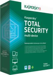 Kaspersky Total Security 2016 Multi-Device EEMEA Edition (3 User, 1 Year) KL1919OCCFS
