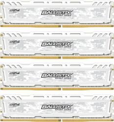 Crucial Ballistix Sport LT 16GB (4x4GB) DDR4 2400MHz BLS4C4G4D240FSC
