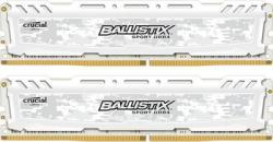 Crucial Ballistix Sport LT 16GB (2x8GB) DDR4 2400MHz BLS2C8G4D240FSC
