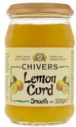 Chivers Angol citromkrém (320g)
