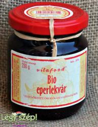 vitafood Bio eper lekvár (230g)