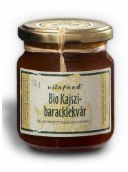 vitafood Bio kajszibarack lekvár (230g)