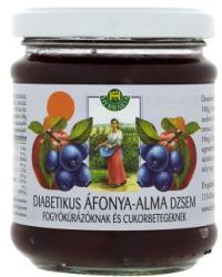 Herbária Cukormentes áfonya-alma dzsem (200g)