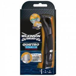 Wilkinson Sword Quattro Titanium Precision borotvakészülék