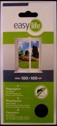 Öntapadós szúnyogháló tépőzárral 100x100cm