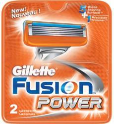 Gillette Fusion Power borotvabetét (2db)