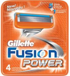 Gillette Fusion Power borotvabetét (4db)