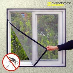 Magneto Mesh tépőzáras szúnyogháló ablakra 100x120cm