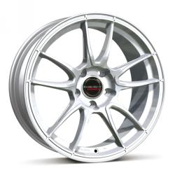 Borbet MC brilliant silver 5/130 19x11 ET64