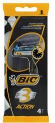 BIC Action 3 eldobható borotva (4db)