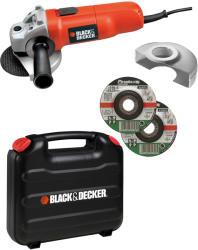 Black & Decker KG115KAX Polizor unghiular