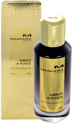 Mancera Amber & Roses EDP 60ml