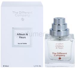 The Different Company Un Parfum d'Ailleurs et Fleurs EDT 50ml