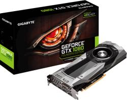 GIGABYTE GeForce GTX 1080 Founders Edition 8GB GDDR5X 256bit PCIe (GV-N1080D5X-8GD-B)