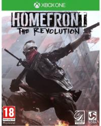 Deep Silver Homefront The Revolution [First Edition] (Xbox One)