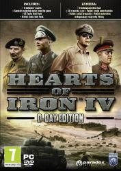 Paradox Hearts of Iron IV [D-Day Edition] (PC)