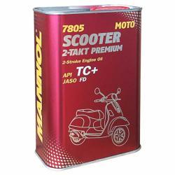 MANNOL 7805 Scooter 2-Takt Premium (1L)