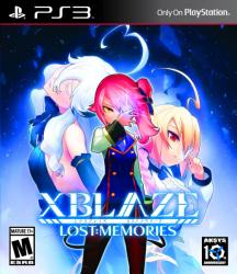 Aksys Xblaze Lost Memories (PS3)