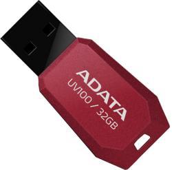 ADATA Slim Bevelled UV100 32GB USB 2.0 AUV100-32G-R