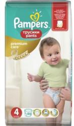 Pampers Premium Care Pants bugyipelenka 4 Maxi 44db