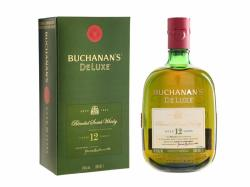 BUCHANAN'S DeLuxe 12 Years Whiskey 1L 40%