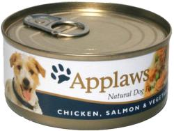 Applaws Chicken, Salmon & Vegetables 156g