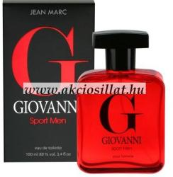 Jean Marc Giovanni Sport Man EDT 100ml