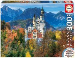 Educa XXL Puzzle - Neuschwanstein kastély 300 db-os (16744)