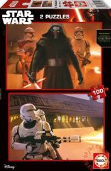 Educa Star Wars VII: Az ébredő erő 2x100 db-os (16521)