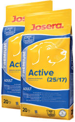 Josera Active (25/17) 2x20kg