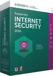 Kaspersky Internet Security 2016 Multi-Device Renewal (10 User, 1 Year) KL1941OCKFR