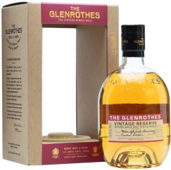 THE GLENROTHES Vintage Reserve Whiskey 0,7L 40%