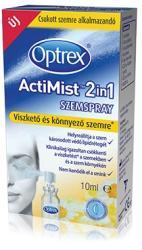 Optrex ActiMist 2in1 szemspray viszkető és könnyező szemre 10ml